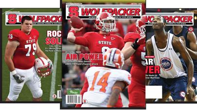 the Wolfpacker magazine